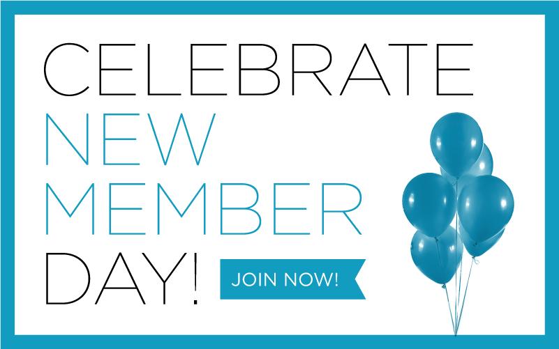 Celebrate MPR New Member Day!